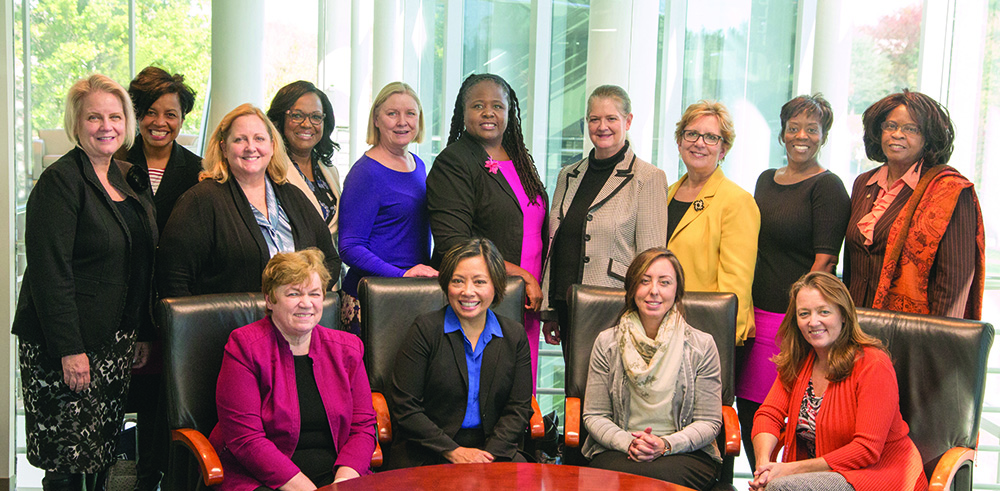 Adventist Women in Leadership Meet To Pray, Reflect, and