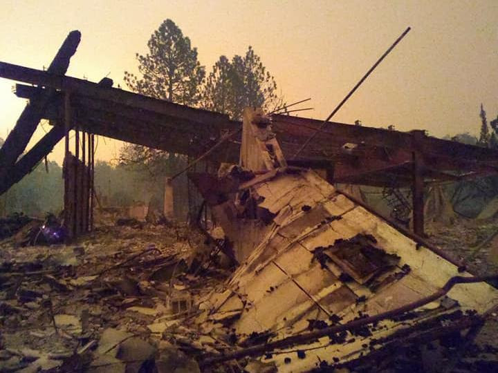 Paradise, California Camp Fire Updates and How to Help