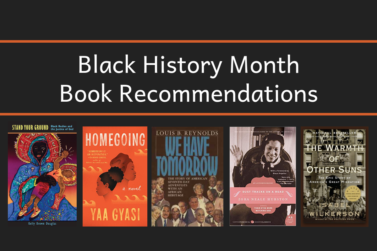 Books By Black Authors Recommended By The Spectrum Community