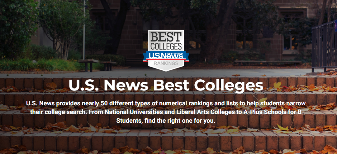 Usnews Best Colleges 2020.2020 U S News College Rankings What Can They Tell Us About