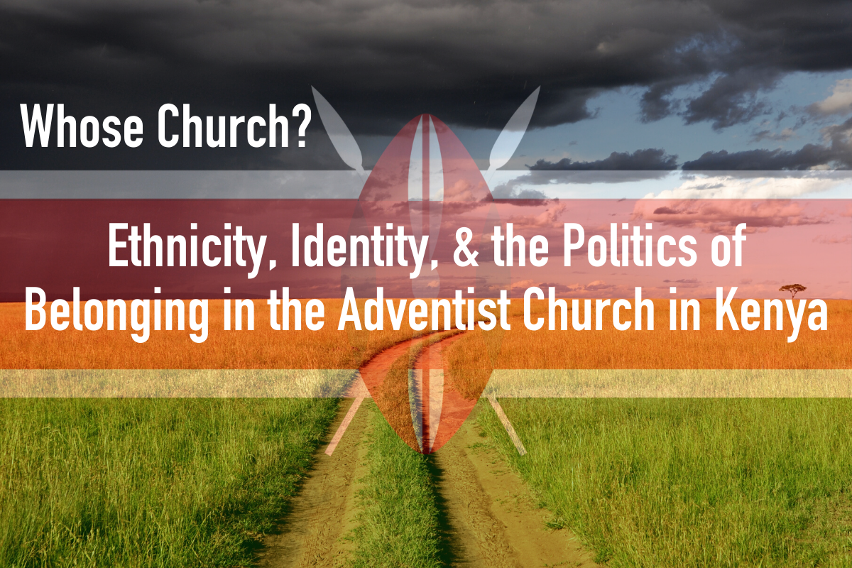 Whose Church? Ethnicity, Identity, and the Politics of