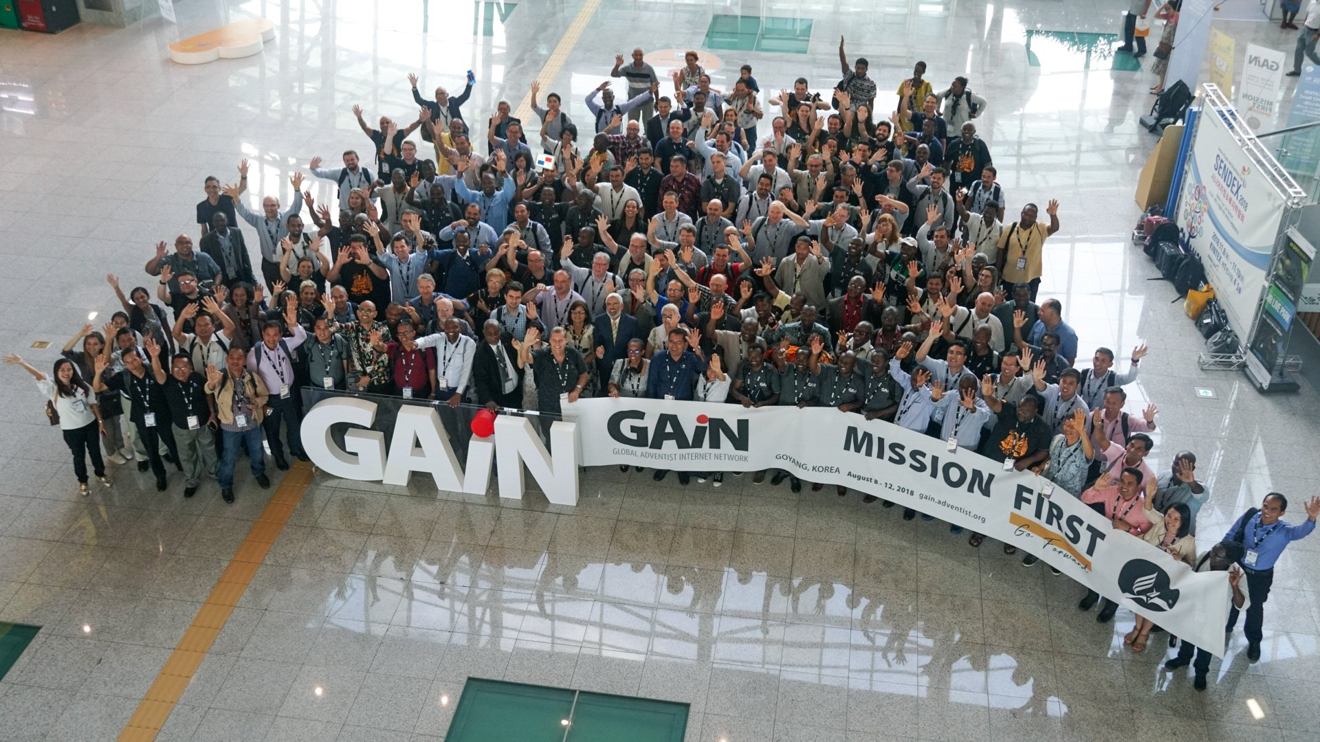 netAwards and More Presented at Final Day of GAiN Conference in Korea