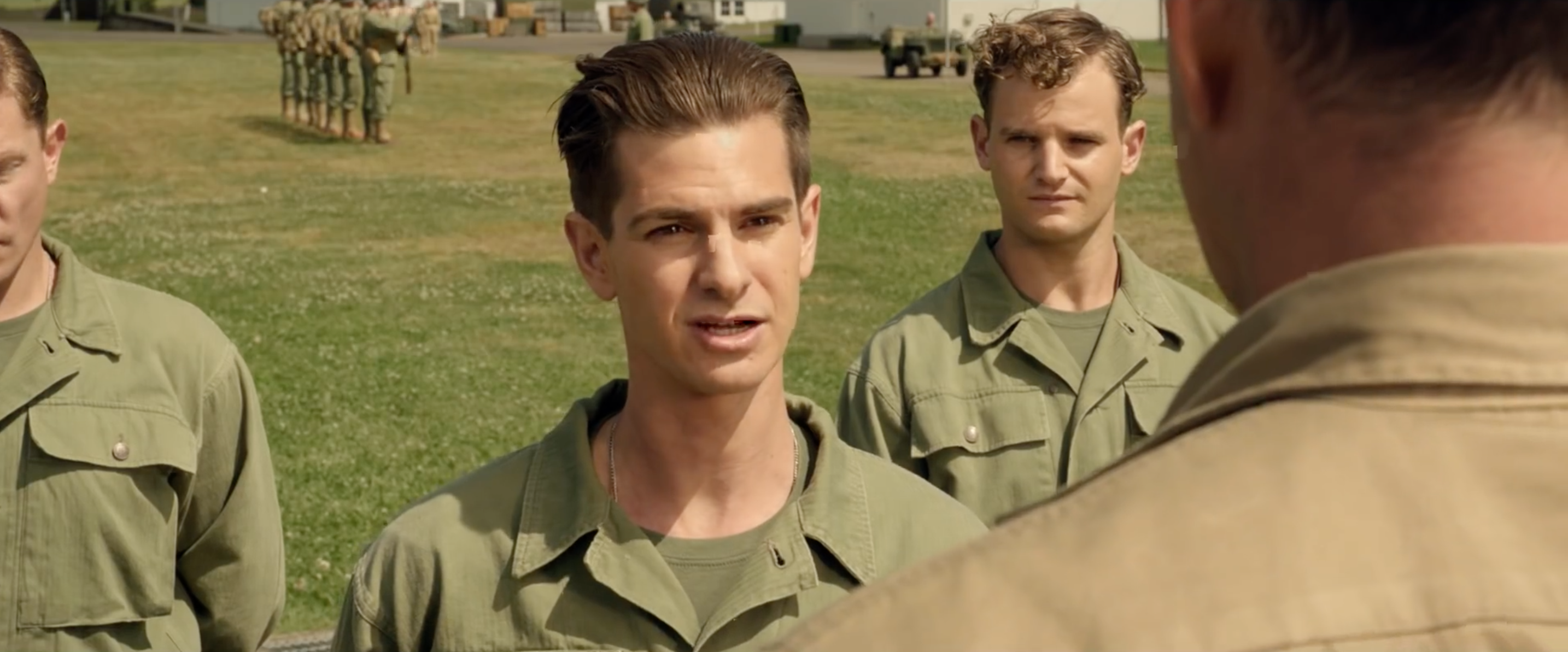 Hacksaw Ridge Trailer First Glimpse Into Portrayal Of Adventist Noncombatant Desmond Doss