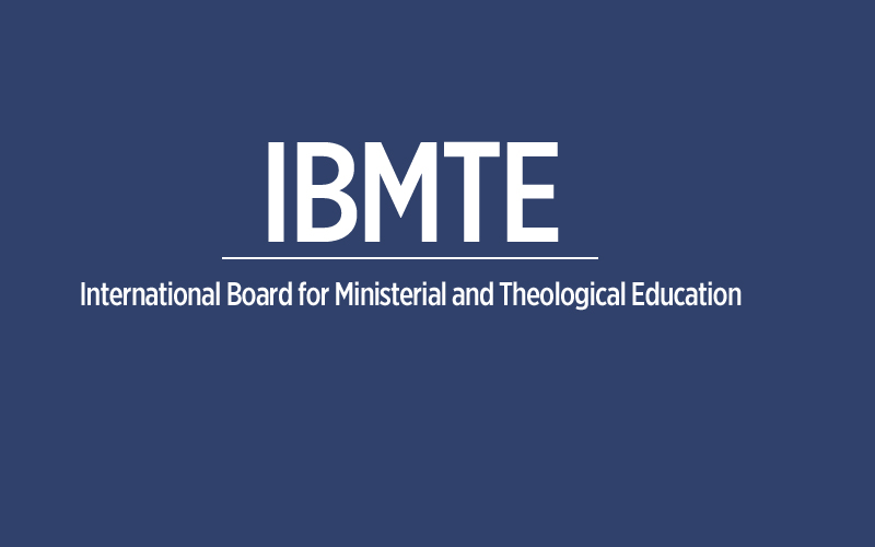 IBMTE Proposes Significant Changes to Religion Faculty