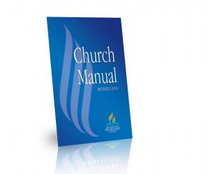 Church manual 2015.