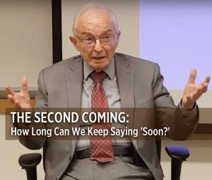 Professor Fritz Guy Made A Presentation And Led Discussion On The Second Coming How Long Can We Keep Saying Soon At Roy Branson Sabbath School