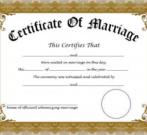 Gay Marriage License 121