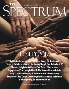 Spectrum Magazine Subscribe Image