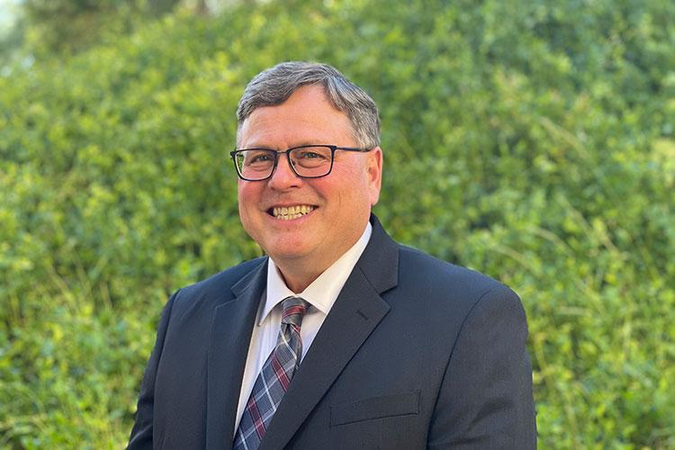 Headshot of Dr. Ralph Trecartin