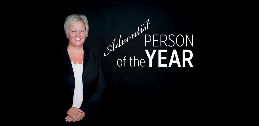 Dr  Sandra Roberts is Spectrum Magazine's 2016 Adventist