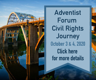 Adventist Forum Civil Rights Journey sidebar image