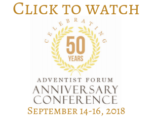 Adventist Forum 2018 Live Feed Image