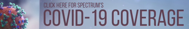 Spectrum Banner Image: Click for COVID-19 coverage