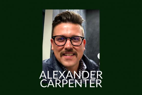 Profile picture of Alexander Carpenter.