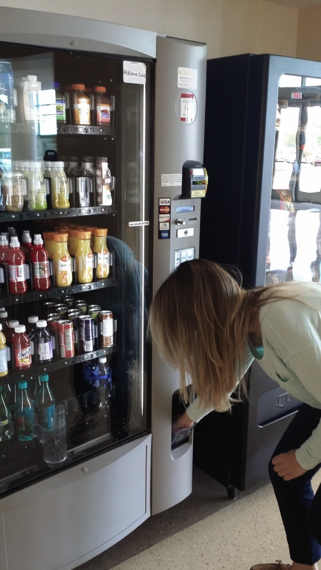 Loma Linda Univeristy Health Installs Healthy Vending