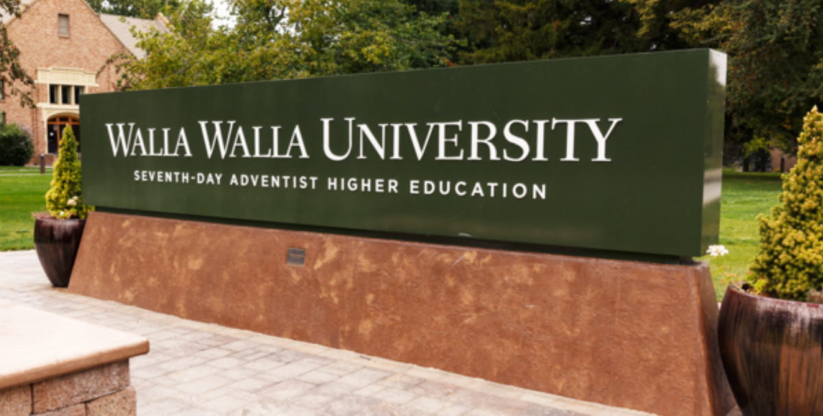 Walla Walla University Graduation 2020.Walla Walla University Nationally Ranked In Top 10 Percent